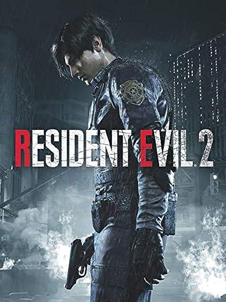 resident evil 2 remake leon x claire