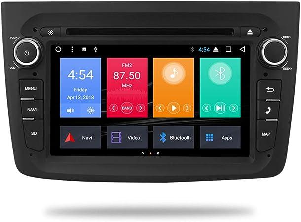 Taffio Alfa Romeo Mito Android Car Radio Gps 3d Elektronik