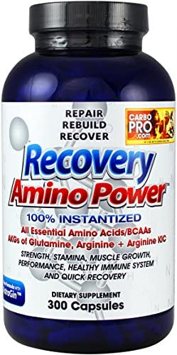 Sportquest Recovery Amino Power, 300 Capsules