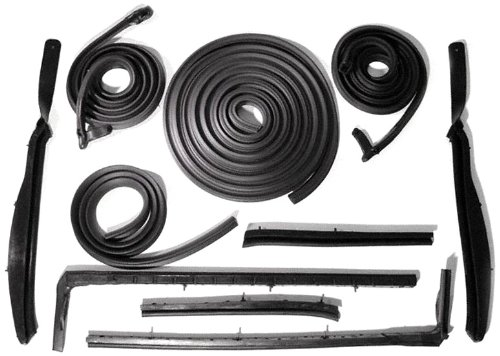 Metro Moulded RKB 2007-107 SUPERsoft Body Seal Kit