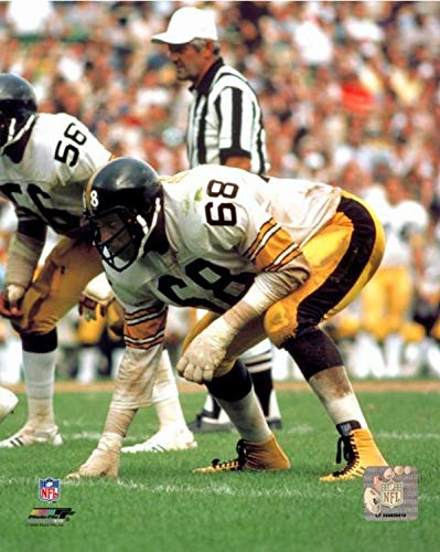 - L.C. Greenwood Pittsburgh Steelers Action Photo (Size: 16