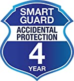 SmartGuard 4-Year Tablet Accidental Protection Plan ($1000-$1250)