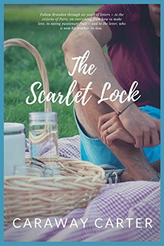 The Scarlet Lock by [Carter, Caraway]