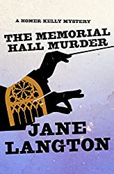 The Memorial Hall Murder (The Homer Kelly Mysteries Book 3)