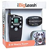 The BigLeash S-15 Remote Dog Training Collar with FireFly Nightlight and ''In-Touch'' Two Way Communication by DogWatch