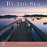 By the Sea - The Boats and Harbors of New England 2019 Wall Calendar