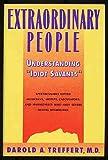 """Extraordinary People: Understanding """"Idiot Savants"""""""