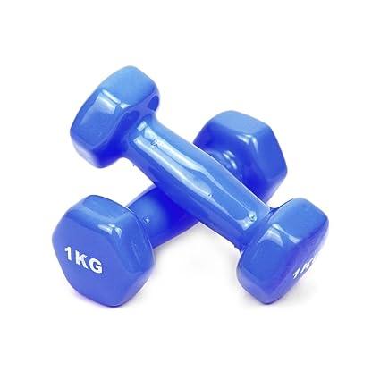 sailun 2 mancuernas – Pesas Entrenamiento Gimnasia mancuernas mancuernas neopreno Peso Ideal para aerobic Pilates (
