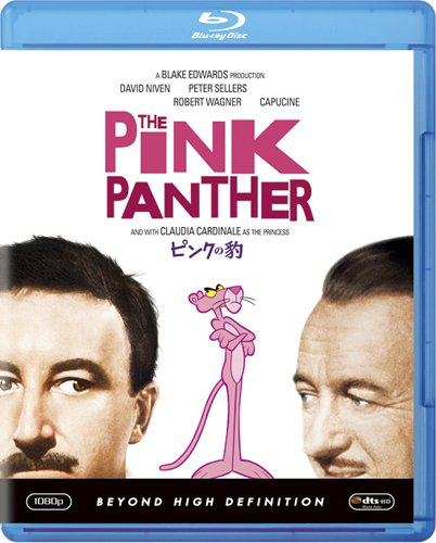 ピンクパンサーはスピンオフアニメ