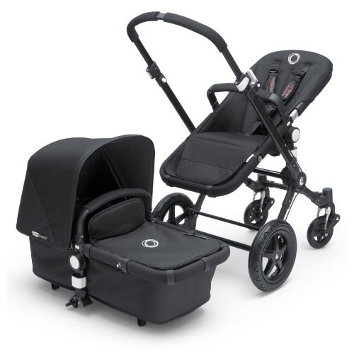 - Bugaboo Cameleon3 Stroller - All Black (Discontinued by Manufacturer)