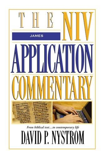 The NIV Application Commentary: James