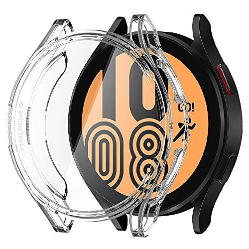 funda transparente samsung watch 4 40mm Spigen Ultra Hybrid