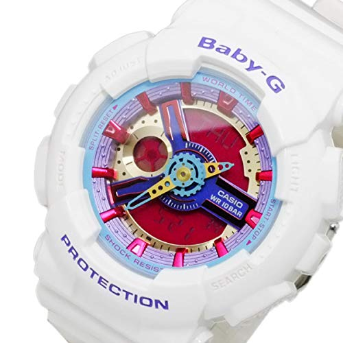 CASIO Baby G analógico Reloj Digital Baby-g señoras Ba-112 ...