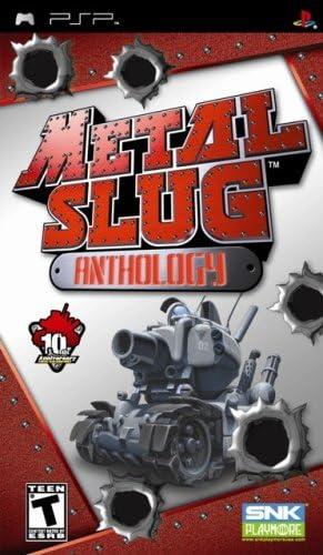 Metal Slug Anthology - Sony PSP by SNK
