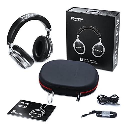 96bbda3f256 Bluedio F2 (Faith) Active Noise Cancelling Over-ear Business ...