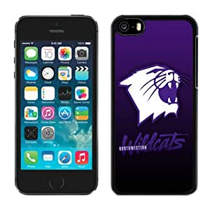 Customized Iphone 5c Case Ncaa Big Ten Conference North Western Wildcats 5