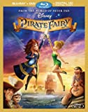 The Pirate Fairy [Blu-ray + DVD + Digital Copy] (Bilingual)