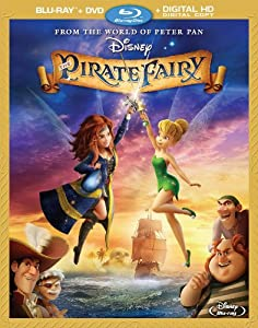 The Pirate Fairy (Blu-ray)