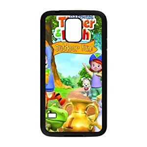 Tigger & Pooh and a Musical Too Samsung Galaxy S5 Cell Phone Case Black O6658325