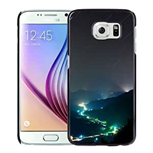 New Personalized Custom Designed For Samsung Galaxy S6 Phone Case For City Night Landscape Phone Case Cover