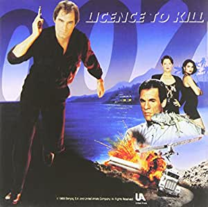 Licence To Kill: Original Motion Picture Soundtrack Album