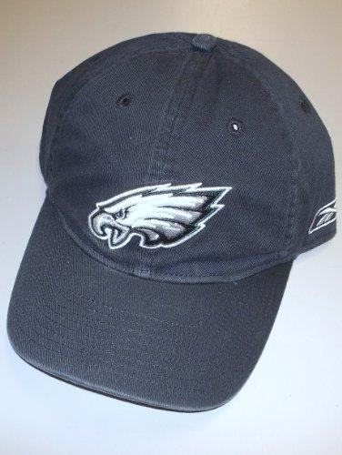 Philadelphia Eagles Strap Slouch Back Reebok HAT - Osfa - EC43Z