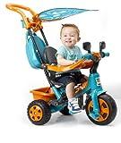 Feber 800003923 - Dreirad Baby Plus Music