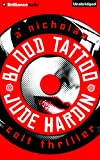 img - for Blood Tattoo (A Nicholas Colt Thriller) book / textbook / text book