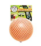 Jolly Pet 4-1/2-Inch Bounce-n-Play, Vanilla Scented, Vibrant Orange, My Pet Supplies