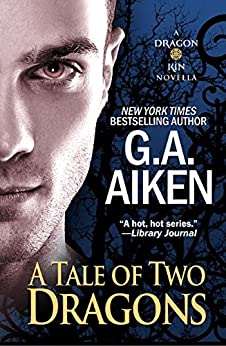 Tale Two Dragons Dragon Kin ebook product image