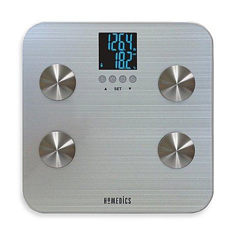 HealthStation Body Bathroom Scale HoMedics product image