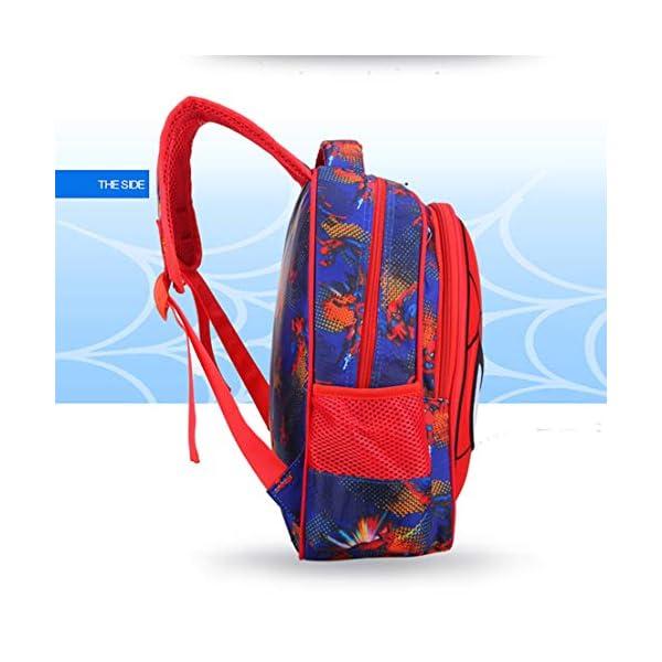 MODRYER I Bambini Zaino dei Ragazzi Spiderman Bag Kid Impermeabile Zaino elementare Studenti Daypack Kindergarten… 2 spesavip