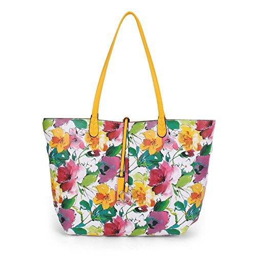 Handbags Handbags Personality A Shoulder JPFCAK Fashion Classic Bags Printing Tide Handbags 1qBEwzB6
