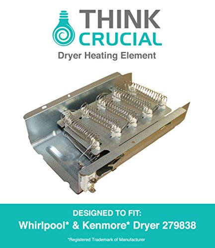 High Quality Dryer Heating Element, Fits Kenmore, Maytag, and Whirlpool, Part 3403585, (Maytag Dryer Heating Element)