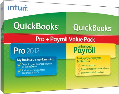 QuickBooks Enhanced Payroll 2012 VERSION