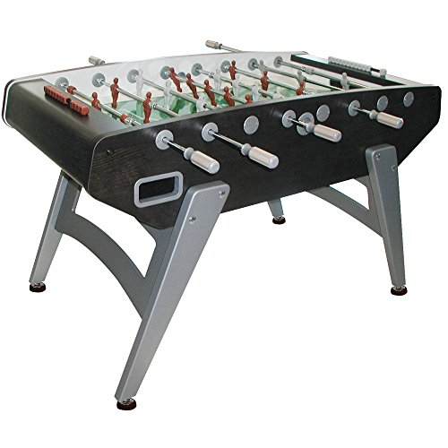 Garlando Foosball Table - Garlando G-5000 Wenge Indoor Foosball/Soccer Game Table
