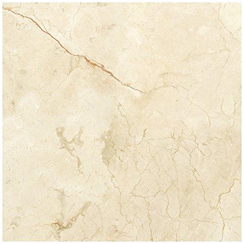 Dal-Tile M72212121U- Marble Tile, Crema Marfil Classico H...