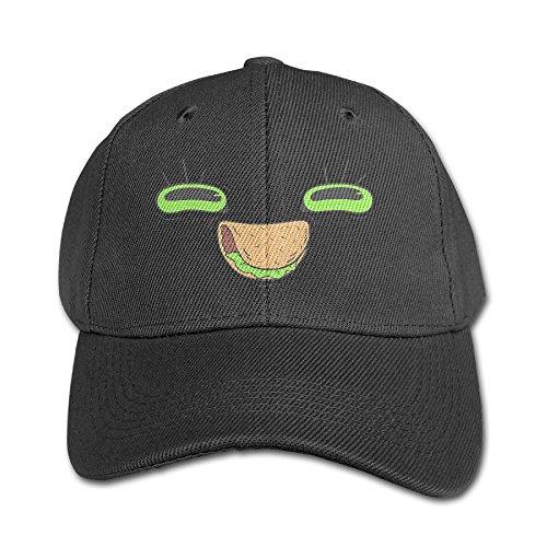 Hot Sauce Costume Taco Bell - CXing Kids Trucker Hats Caps Taco Emoji Black