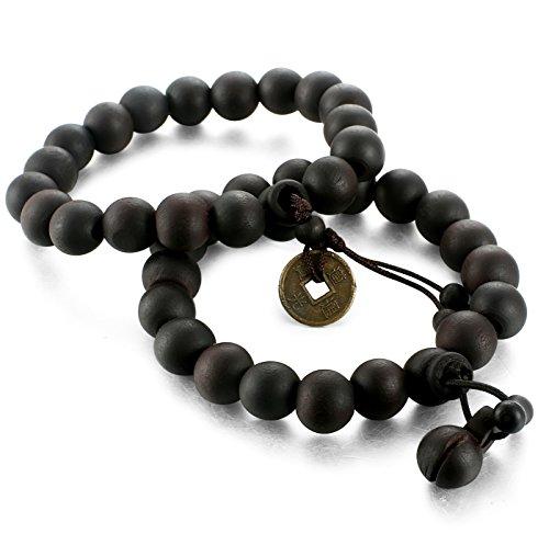 Besteel Tibetan Bracelets Buddhist Elastic
