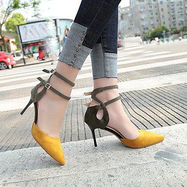Platform Sequin Buckle FYios 5 Women'sHeels Summer Spring 5 Evening Party Shoes UK3 Club CN35 Dress Casual US5 Wedding amp; Glitter EU36 qq7C6OrH