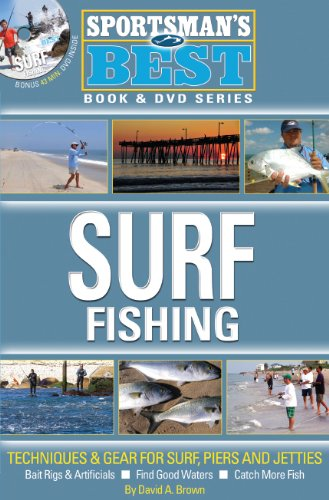 Sportsman's Best: Surf Fishing Book & DVD Combo