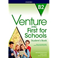 Venture into First for Schools: Venture Into First Student's Book