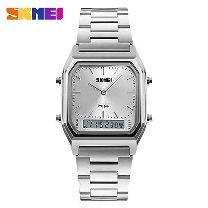 Reloj Digital Deportivo - Reloj Deportivo Impermeable Al Aire Libre Con Reloj Despertador / Temporizador,