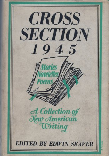 Cross Section Volcano - Cross Section, 1945: A Collection of New American Writing