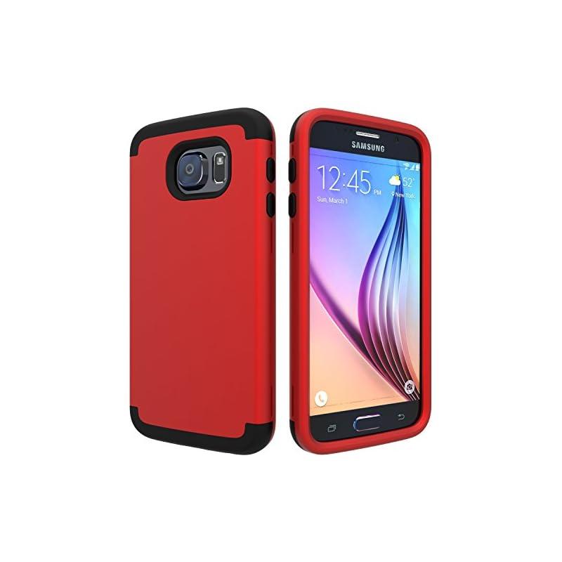 Galaxy S6 Case, S6 Case,SLMY(TM) Heavy D