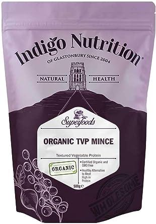 Indigo Herbs Proteína De Soja Texturizada orgánicos 500g ...