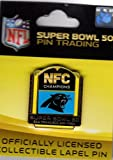 2016 Super Bowl 50 Pin NFC Carolina Panthers Win