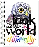Tools4Wisdom Planner 2019 Hardcover 8.5 x 11 - Wise Owl Edition
