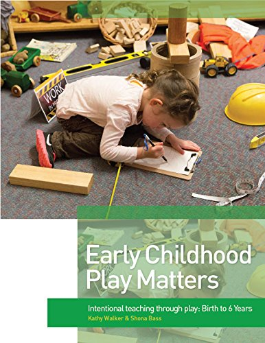 (Early Childhood Play Matters: Intentional teaching through play: Birth to six years)