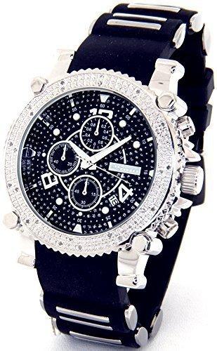 Real Diamond Watch - 8